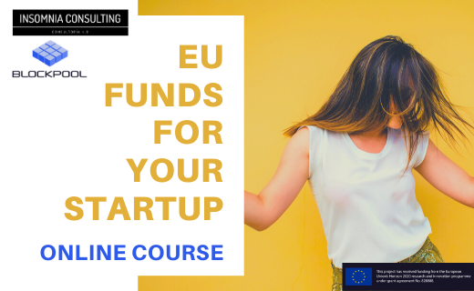 EU Funds for your Startup II